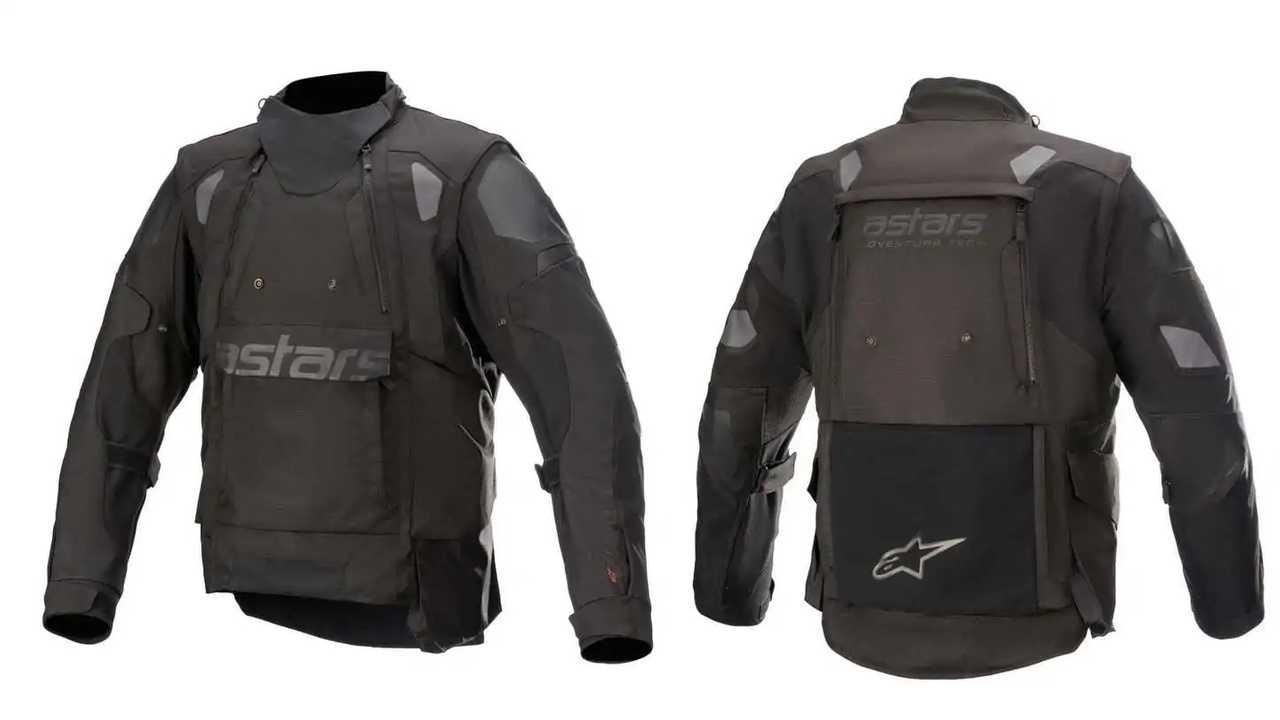 Alpinestars Halo Drystar Touring Jacket - Black
