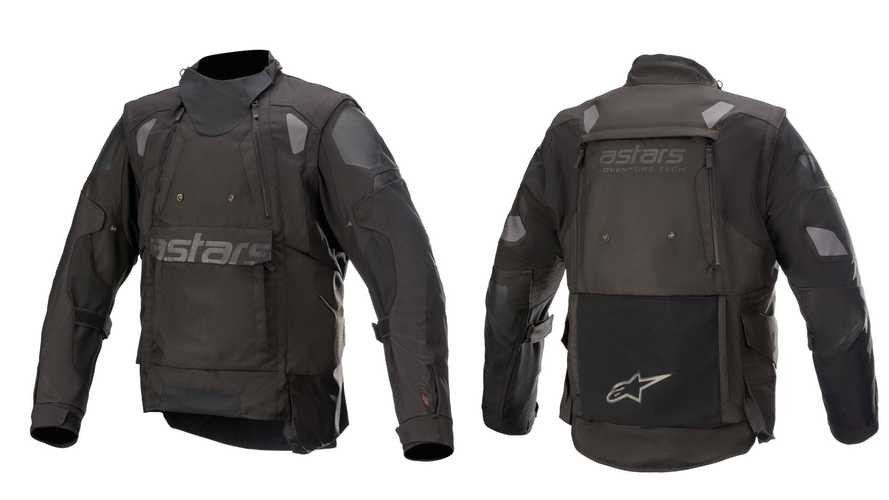 Alpinestars Halo Drystar Jacket Keeps You Cool And Dry On Your Ride
