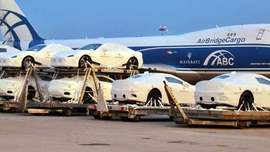Vett a kormány egy egész flotta Maseratit, most nem tudnak szabadulni tőlük