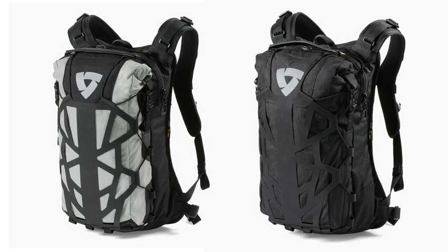 Meet REV'IT's Barren H2O Backpack In Collaboration With Kriega