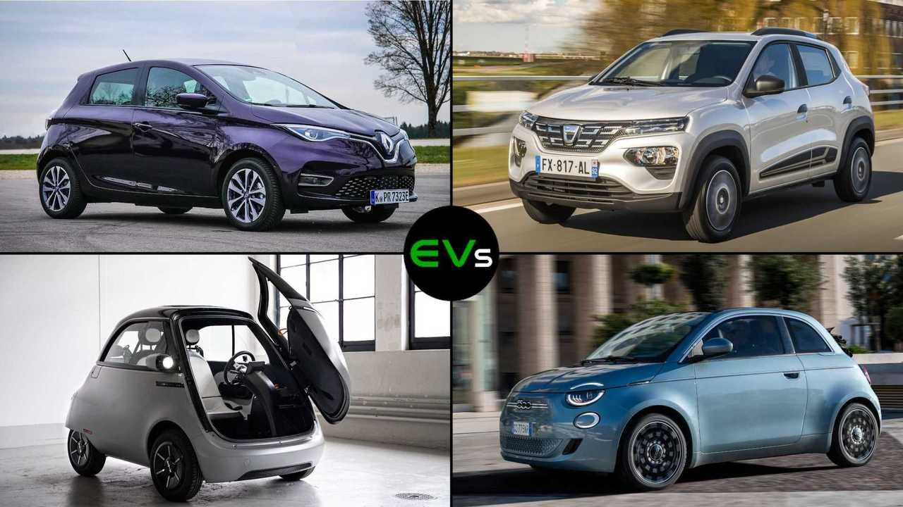 Günstigste Elektroautos: Modelle bis 30.000 Euro vor Förderung