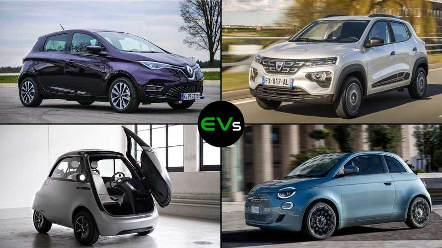 Günstige Elektroautos: Modelle bis 30.000 Euro vor Förderung