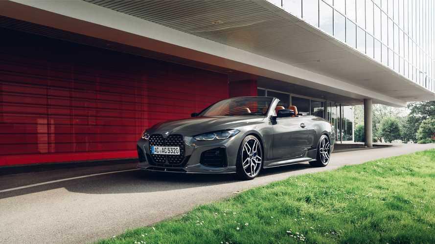 BMW Seri 4 Cabrio by AC Schnitzer