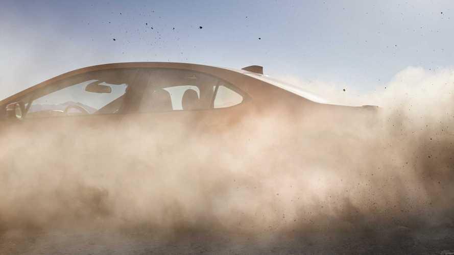 """Nuova Subaru WRX, debutto al 19 agosto: la foto teaser in """"drift"""""""
