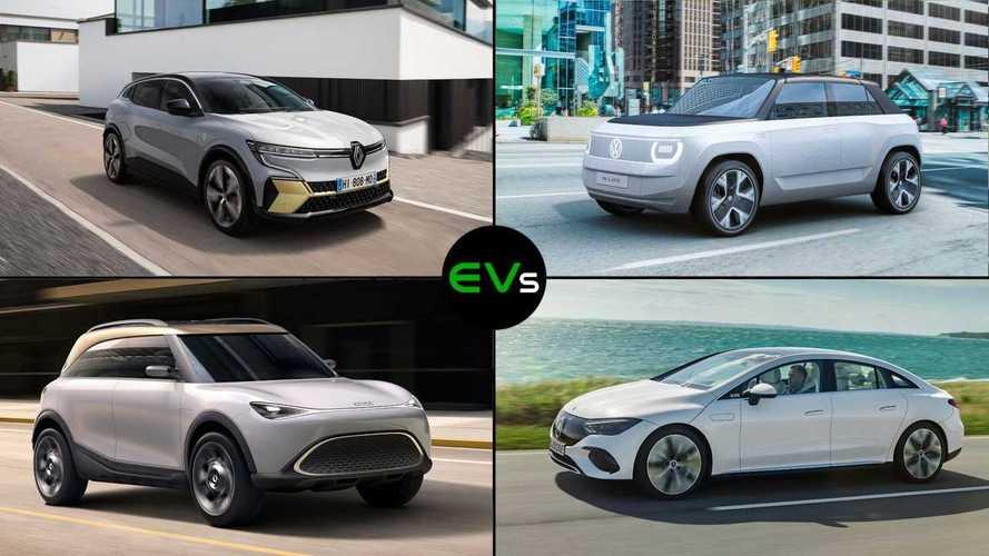 Münchner IAA Mobility 2021: Die Elektro-Highlights