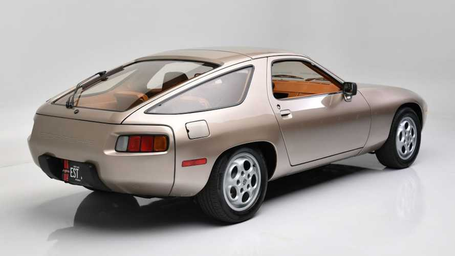 Porsche 928 (1979) aus dem Film lockere Geschäfte