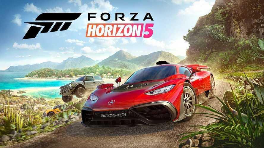 Forza Horizon 5'te hangi otomobiller yer alacak?