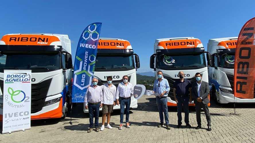 Iveco, forniti 10 S-Way per il trasporto farmaci internazionale