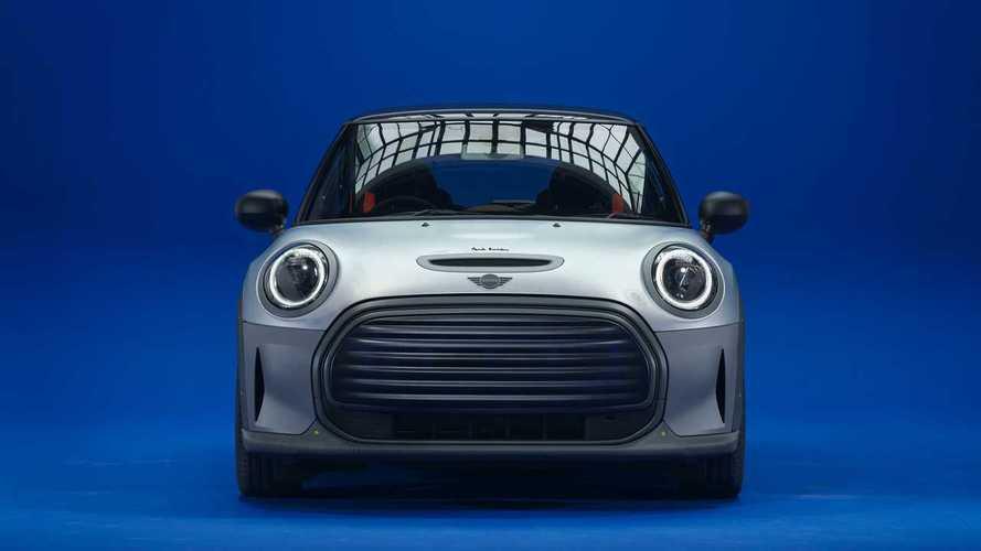 Модельер Пол Смит сделал некрашеный Mini