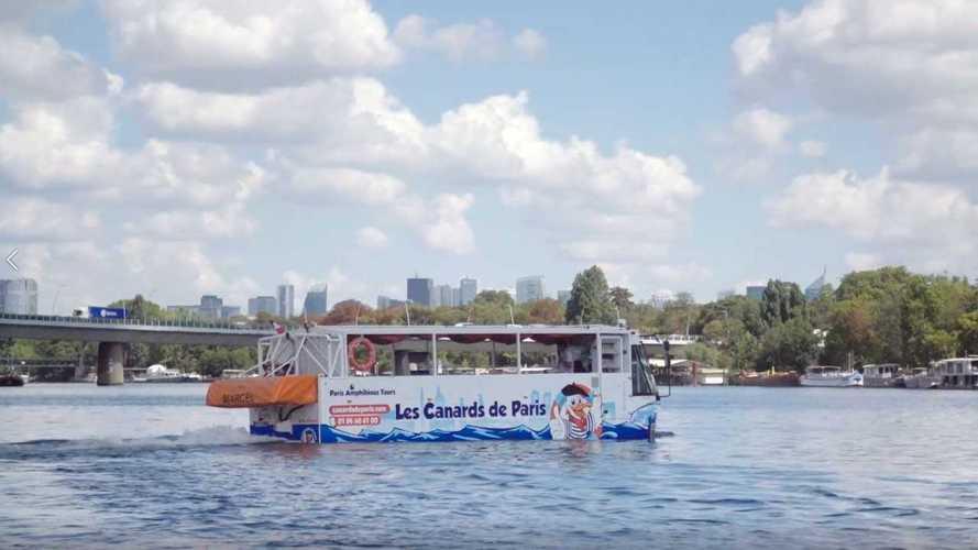 Bus Marcel le Canard