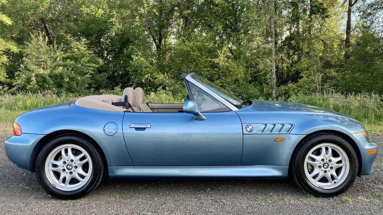 Eladó BMW Z3 James Bond Edition