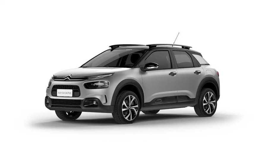 Citroën C4 Cactus PCD volta a ser vendido; SUV parte de R$ 85.858