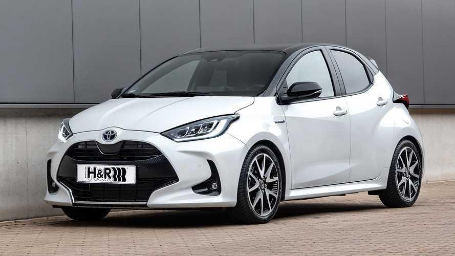 H&R-Sportfedern für den Toyota Yaris
