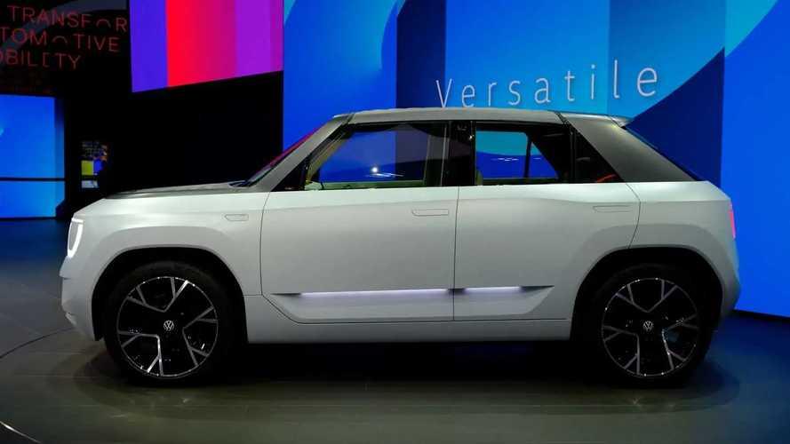 Volkswagen ID.Life Concept at IAA 2021