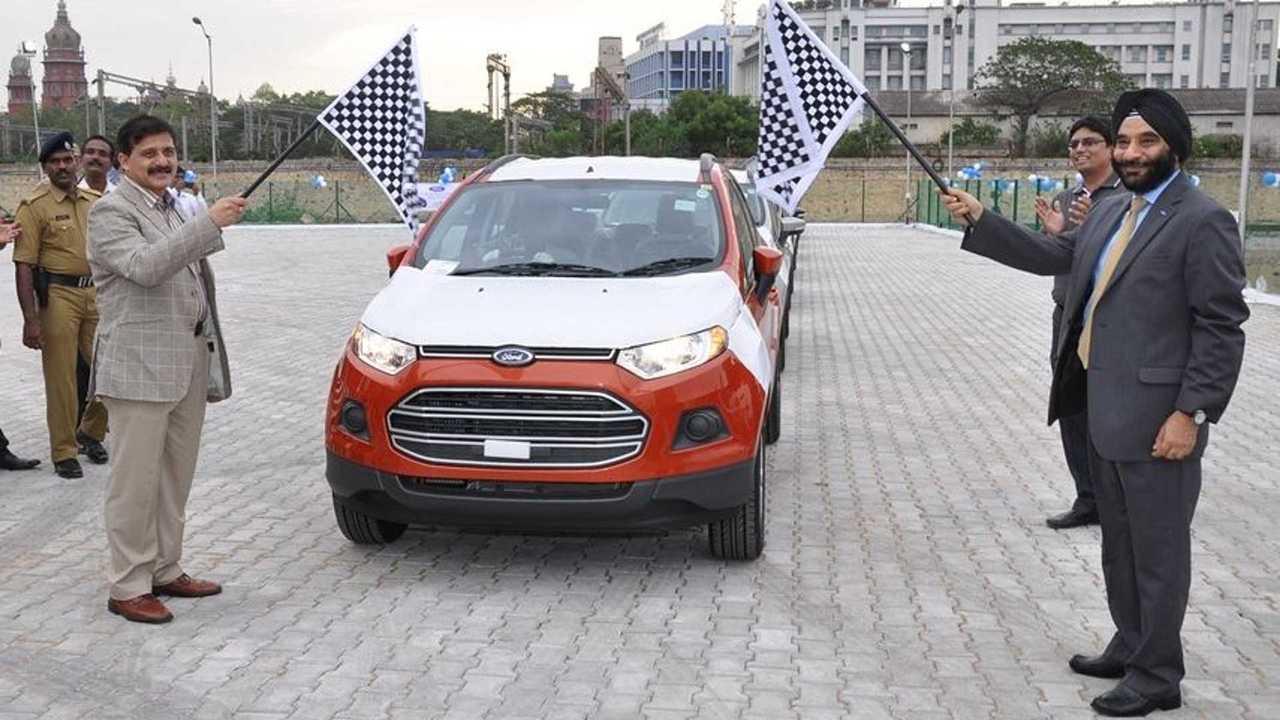 Fábrica Ford Chennai India (2)