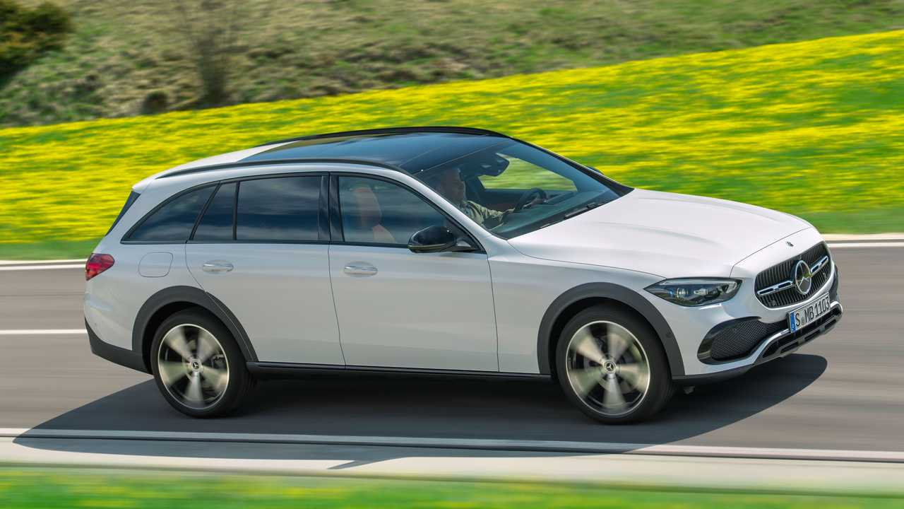 The future of wagons at Mercedes is uncertain.