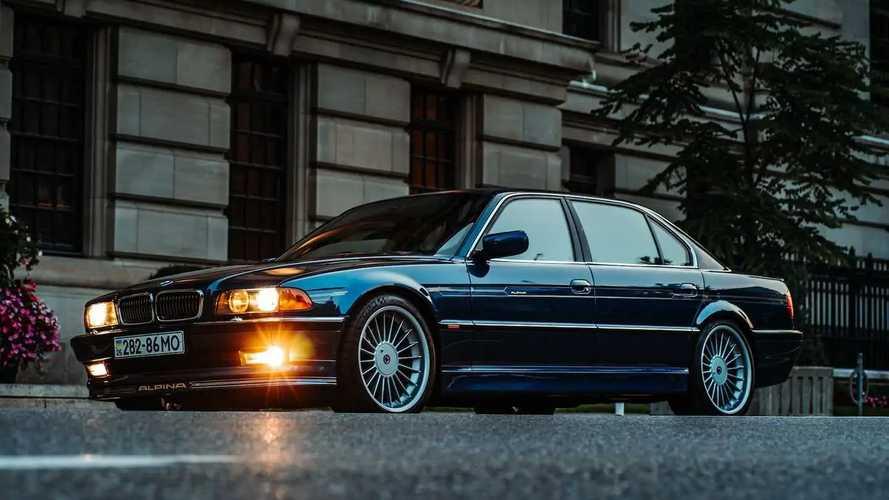 Rare 1998 Alpina B12 5.7 For Sale