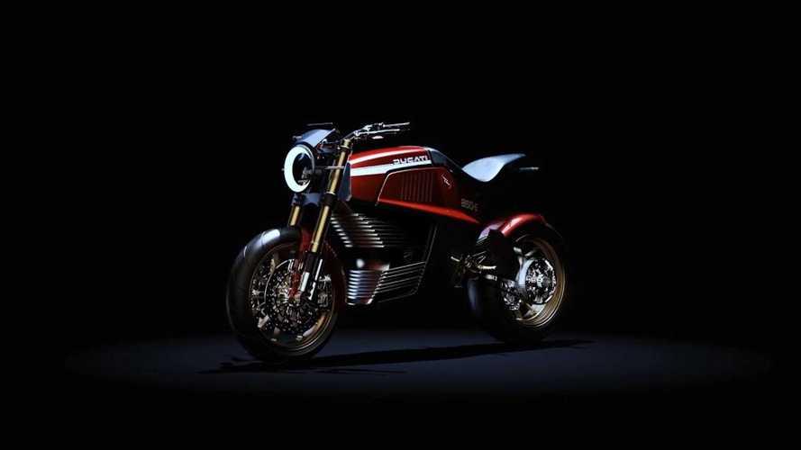 Ducati 860-E Concept Visi Masa Depan Menakjubkan dari Italdesign