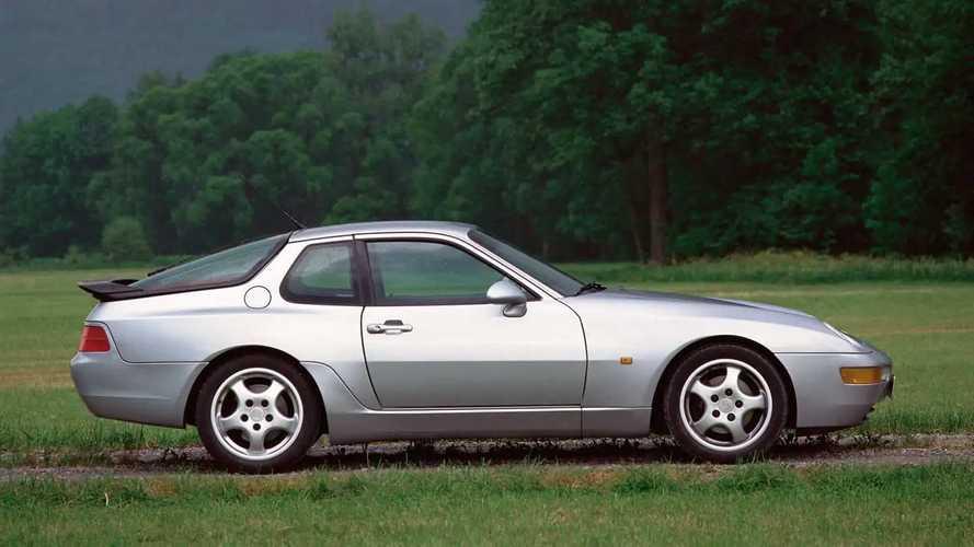 Porsche 968 (1991-1995)