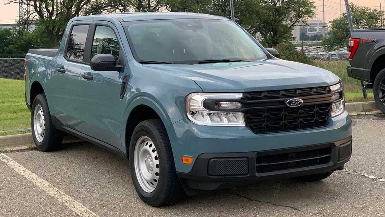 2021 Ford Maverick XL