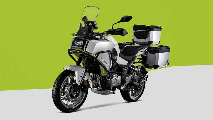 Harley Pan America Too Expensive For You? Enter The Lifan KPT 400