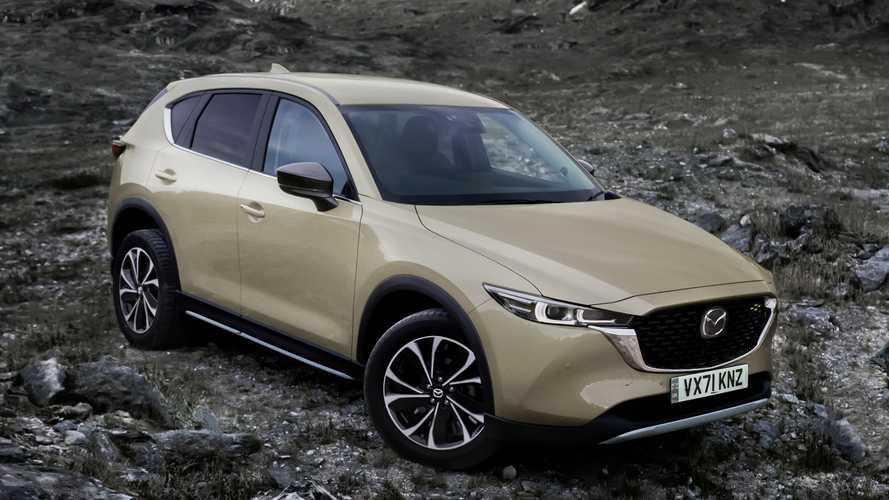 Revamped Mazda CX-5 range starts at just under £28k