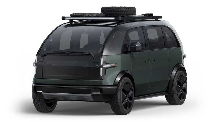 Canoo Picks Panasonic As Battery Supplier For Its Lifestyle Vehicle
