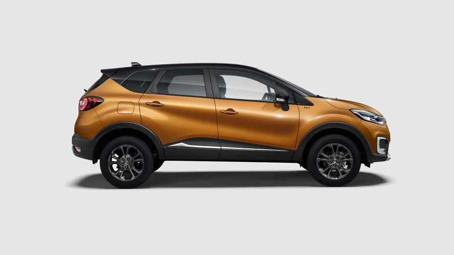 Renault Kaptur Intense (2021)