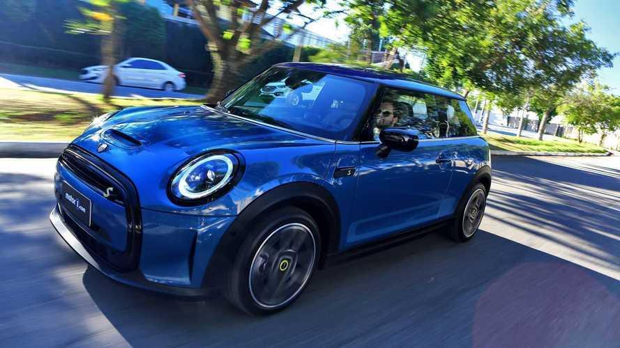 MINI Cooper SE lidera vendas de carros elétricos no Brasil