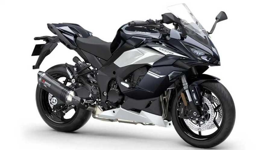 Kawasaki Subtlety Refines Ninja 1000SX Sport-Tourer For 2022