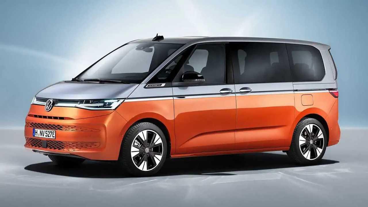 Den brandneuen Volkswagen Multivan T7 gibt es als Bestellfahrzeug für 399 Euro monatlich brutto