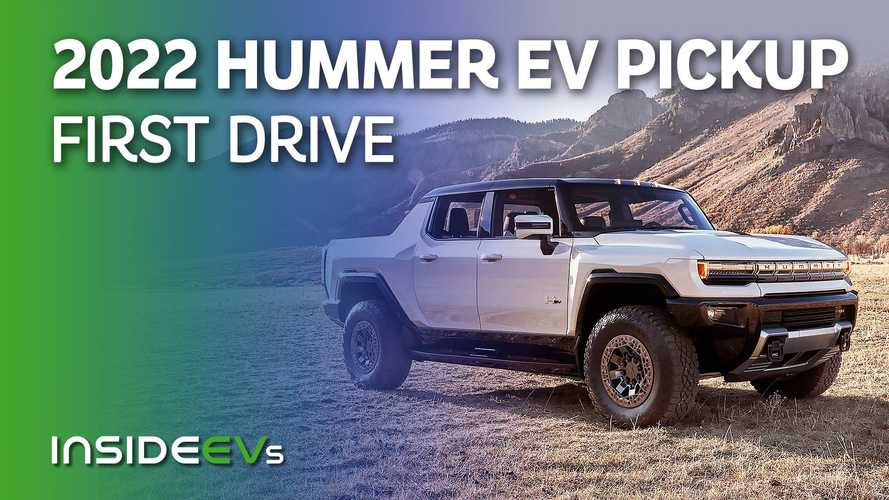 Hummer EV First Drive: 1,000 HP Of Unbridled Power And Crab-Walking Fun