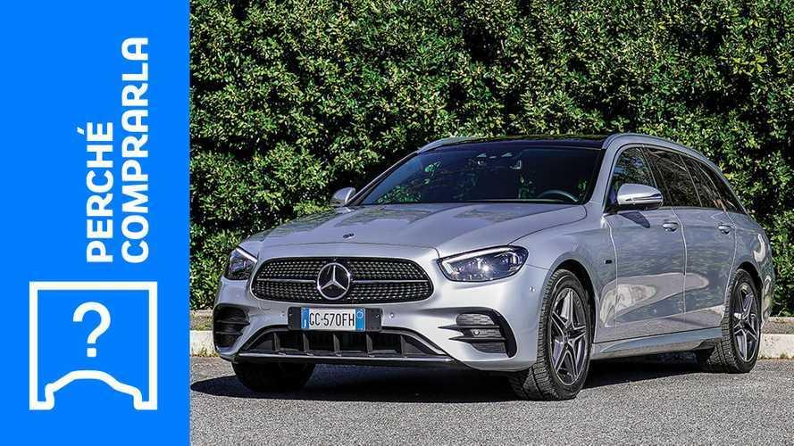 Mercedes Classe E SW (2021), perché comprarla e perché no