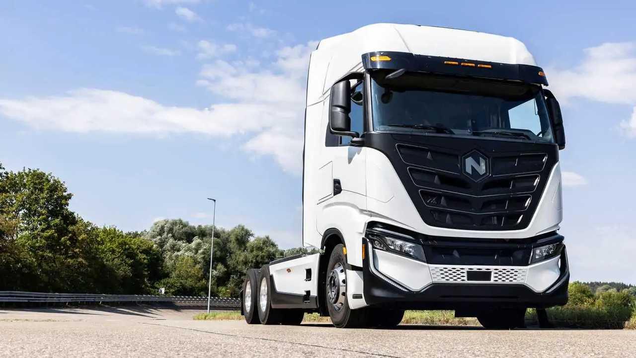 Nikola Tre: Der Elektro-Laster wird ab Jahresende auch in Ulm bei Iveco gebaut