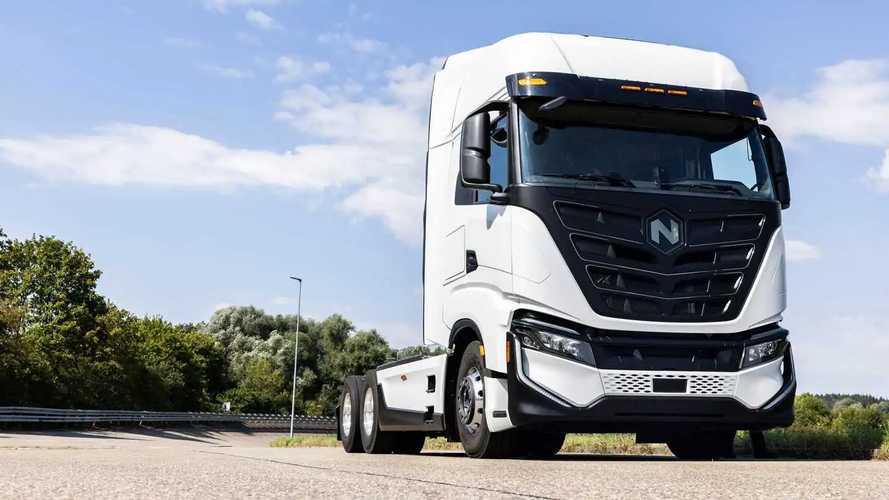 Nikola Tre: Elektro-Laster wird künftig auch in Ulm gefertigt