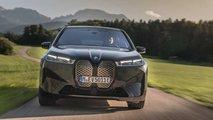 BMW iX xDrive50: Reichweite und Assistenzsysteme im Test