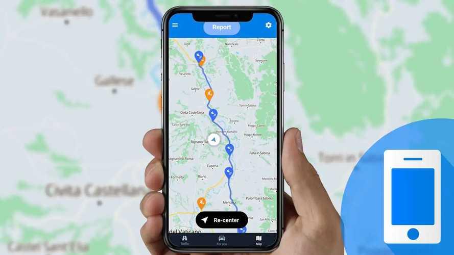 Autovelox, rallentamenti e altri avvisi con l'app Flitsmeister