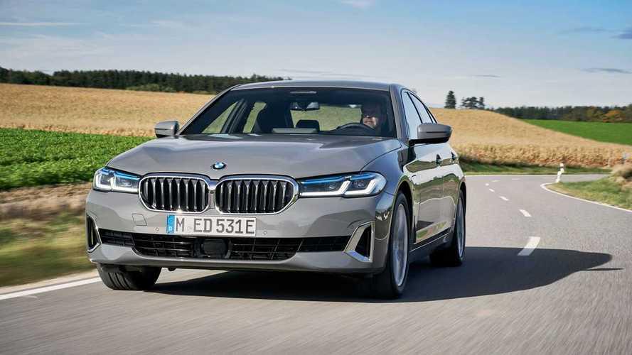BMW 320e and 520e PHEVs