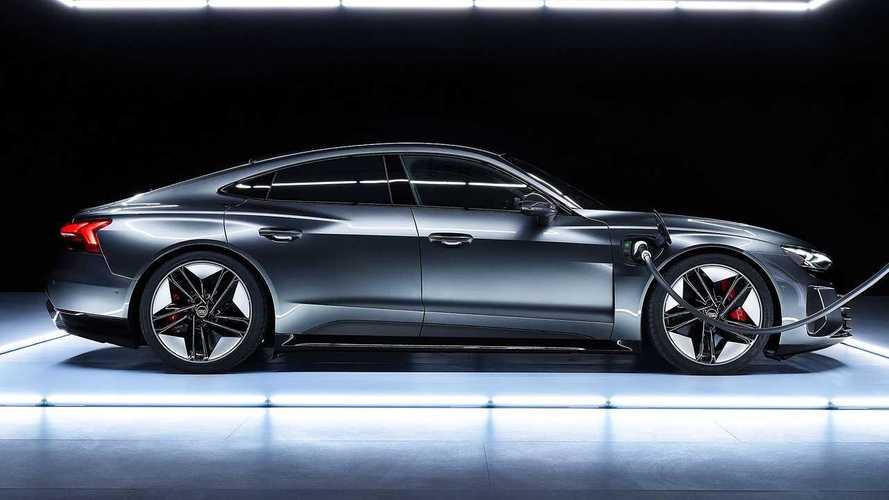 Audi plant eigenes Schnellade-Netz mit 200 bis 300 Stationen