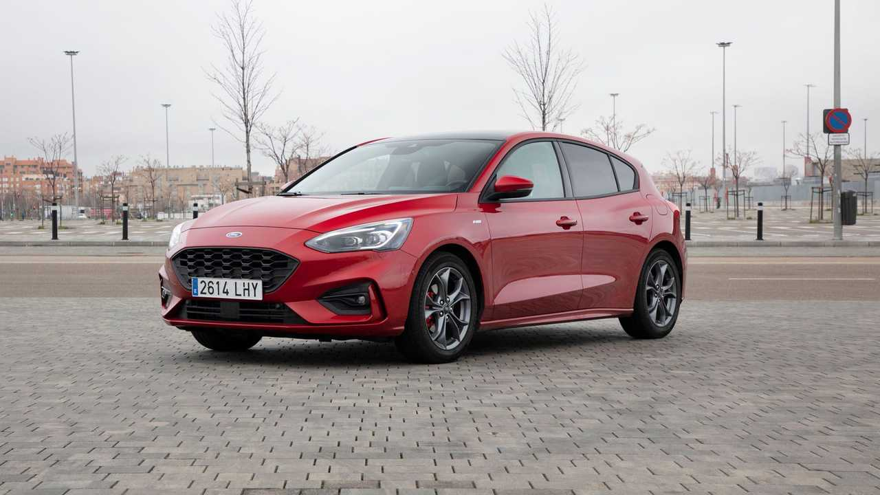 Ford Focus 1.0 EcoBoost MHEV ST-Line X 2021