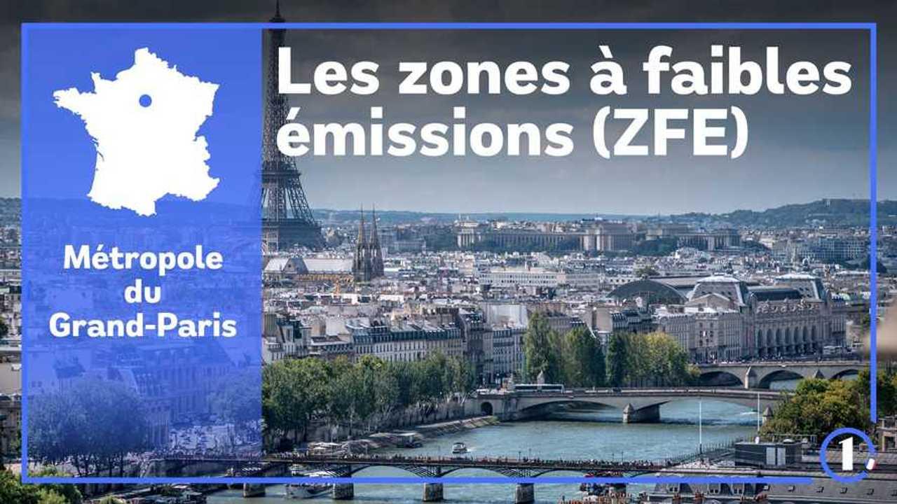 La Zone à Faibles Emissions du Grand Paris