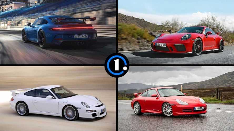 Galería de fotos: todos los Porsche 911 GT3 de la historia