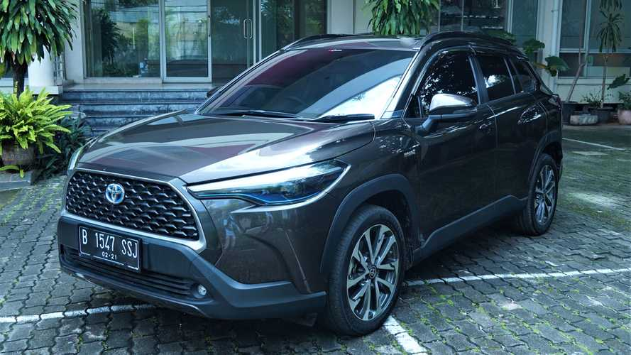 Toyota Corolla Cross Hybrid
