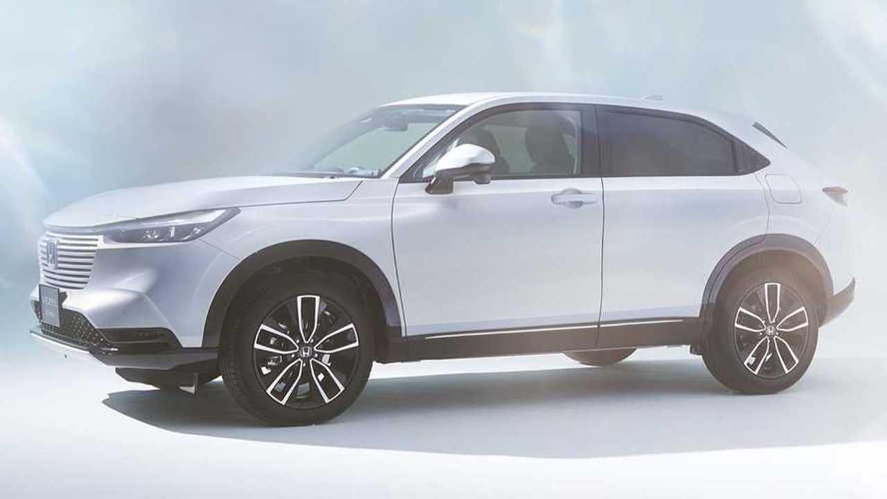 2021 Honda HR-V (global)