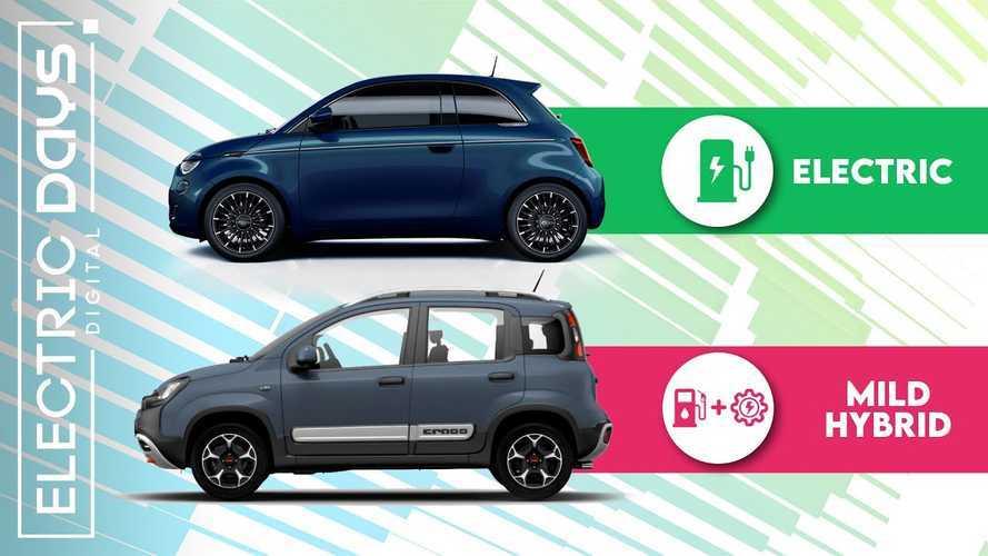 Tutte le Fiat elettrificate, quale scegliere