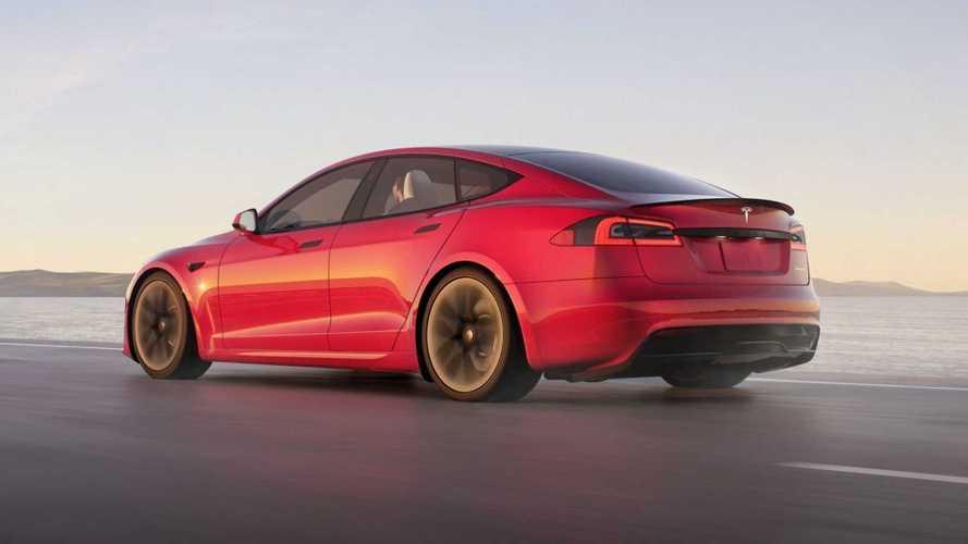 All-Electric Car EPA Range Comparison For U.S. – February 24, 2021