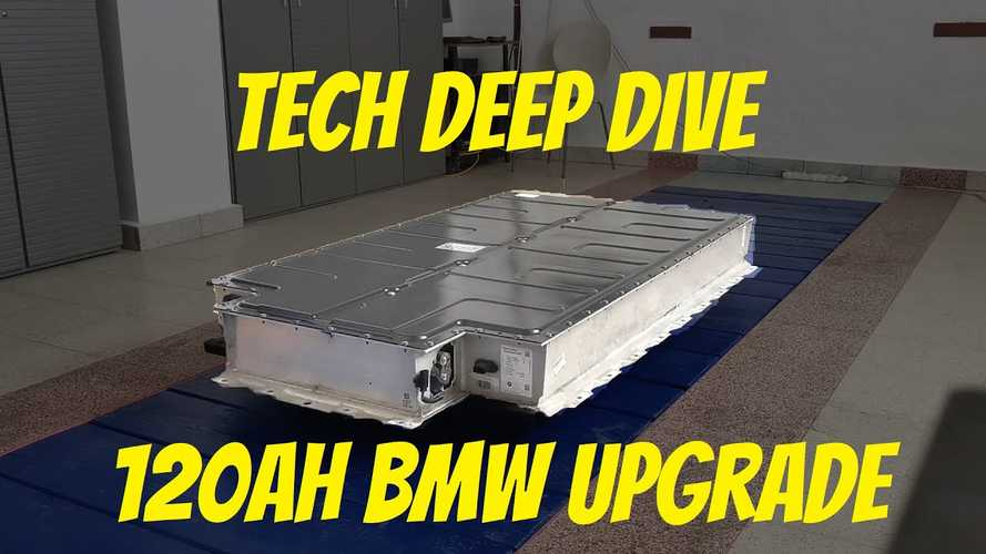 Video Proves Upgrading BMW i3 Battery Pack To 120 Ah Is Possible
