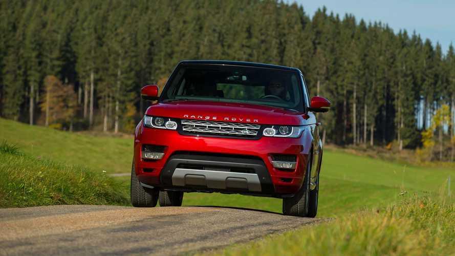 Range Rover Sport alcança 1 milhão de unidades vendidas desde 2005