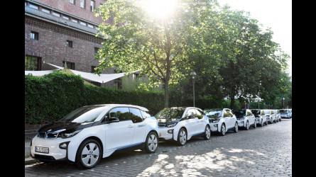 Car sharing, quello firmato BMW DriveNow è elettrico