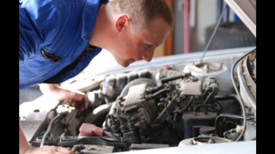 Volkswagen, sconto per chi cambia l'olio